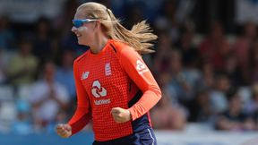 Sophie Ecclestone's four-wicket haul against New Zealand