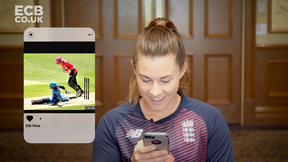 As usual, embarrassing myself | Tammy Beaumont Explains her Gram