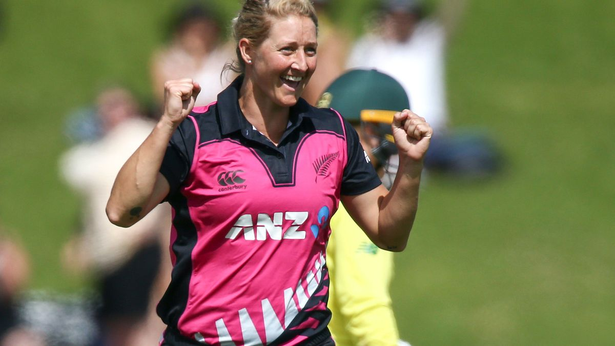 Devine took charge of New Zealand in the recent Women's T20 World Cup