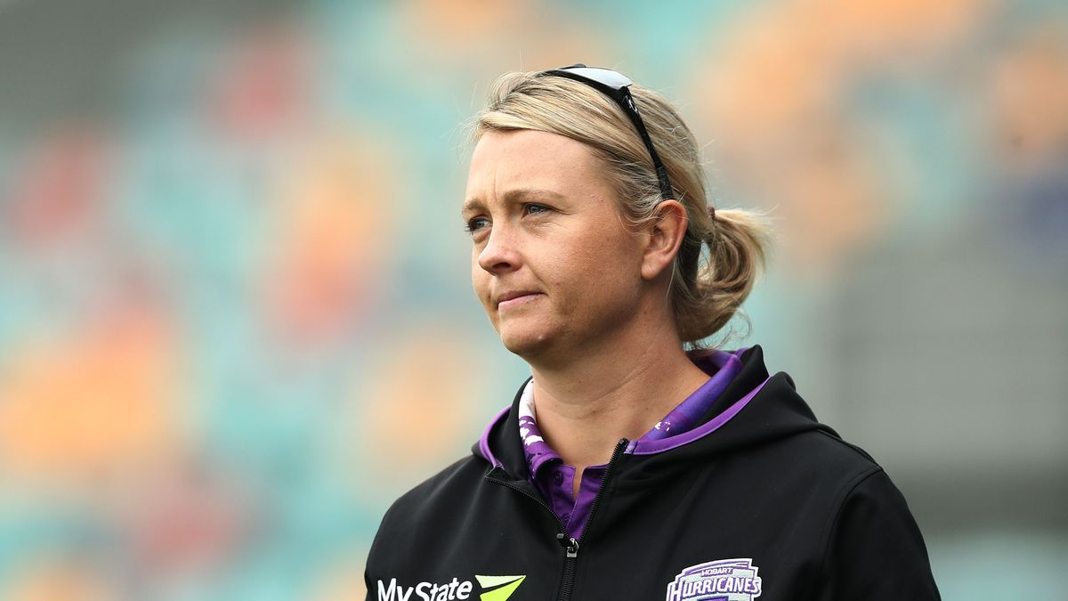 Briggs is thrilled to have Sciver as captain