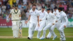 Jimmy Week: 10 wickets v Australia at Trent Bridge 2013