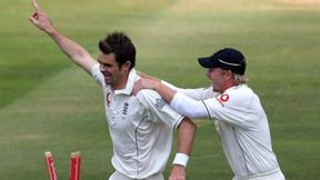 Jimmy week: 5/42 v India in 2007