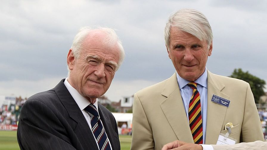 Former Gloucestershire captain and president Tony Brown passes away