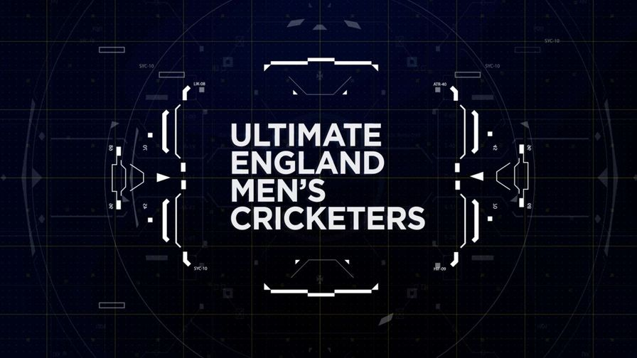 Your Ultimate England Men's Cricketers...
