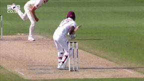 Jermaine Blackwood Wicket b Stuart Broad