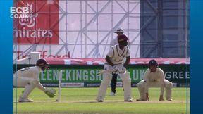 Kemar Roach Wicket b Dom Bess c Ollie Pope