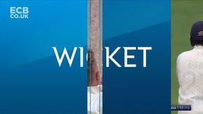 Jason Holder Wicket b Dom Bess