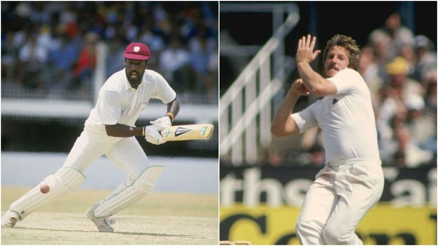 New Richards-Botham Trophy to recognise two England and West Indies greats
