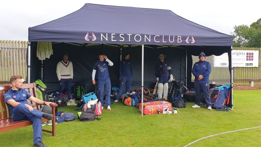Neston CC among thousands of clubs to make safe return to cricket thanks to NatWest CricketForce