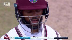 Shai Hope Wicket c Stuart Broad b Chris Woakes
