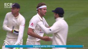 Jermaine Blackwood Wicket c Jos Buttler b Stuart Broad