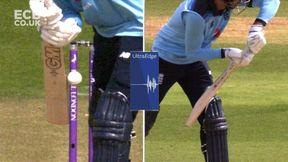 James Vince wicket c Lorcan Tucker b Craig Young