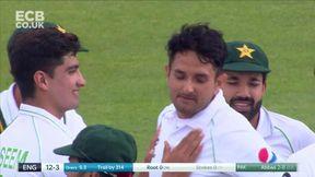 Ben Stokes Wicket b Mohammad Abbas