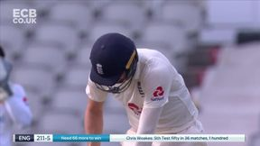 Chris Woakes 4 b Naseem Shah - Chris Woakes 50