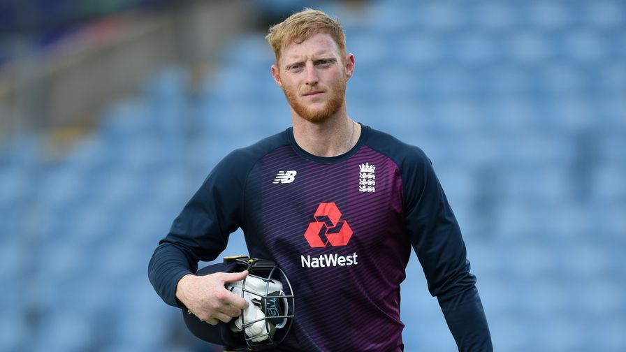 Official Statement: Ben Stokes