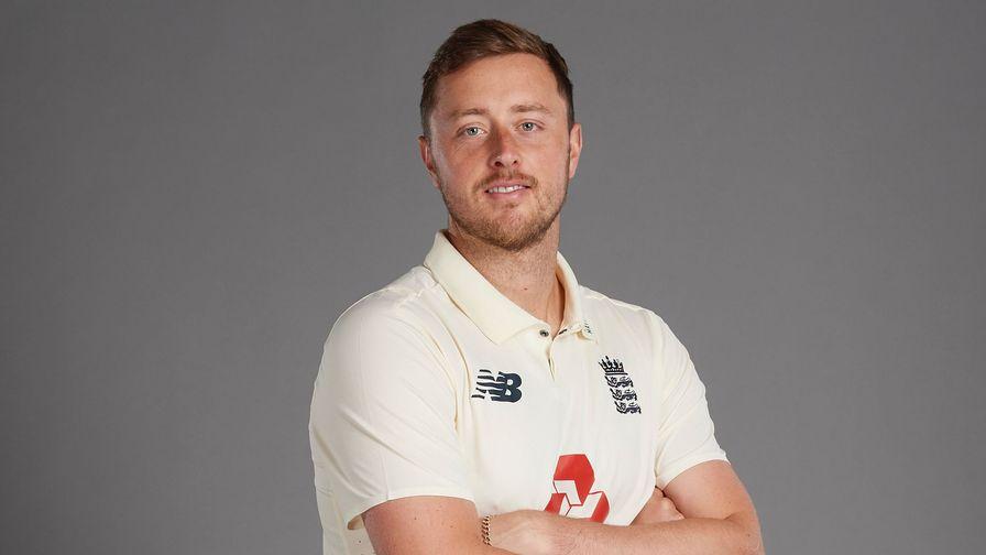 England Men name squad for second Pakistan Test