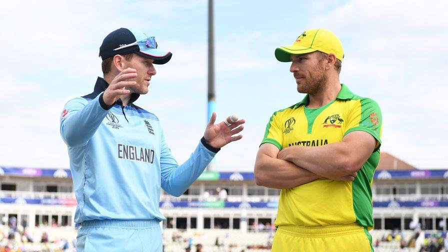 ECB confirms Australia white-ball series to complete international summer of men's cricket