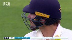 Rory Burns Wicket c Asad Shafiq b Shaheen Afridi