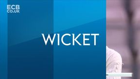 Babar Azam Wicket LBW b James Anderson