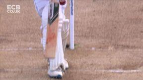 Shan Masood Wicket LBW b James Anderson