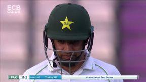 Abid Ali Wicket c Dom Sibley b James Anderson