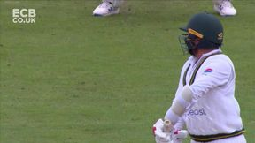 Yasir Shah Wicket c Joe Root b Stuart Broad