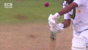 Asad Shafiq Wicket c Joe Root b James Anderson