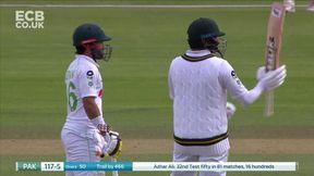 Azhar Ali 4 b Jofra Archer