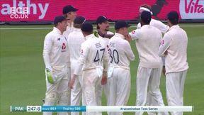 Shaheen Afridi Wicket c Jos Buttler b Stuart Broad