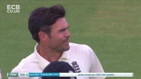 Azhar Ali Wicket c Joe Root b James Anderson