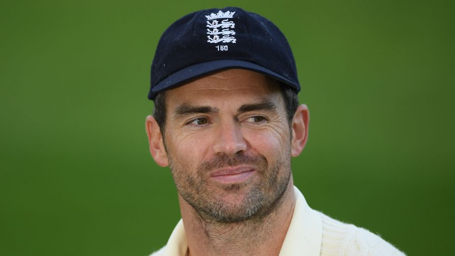 Jimmy Anderson's 600 Test wickets in numbers