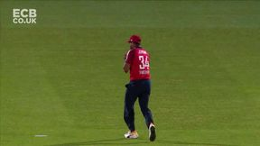 Matthew Wade Wicket c Chris Jordan b Mark Wood