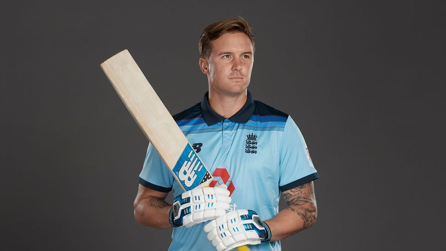 Jason Roy added to England's Royal London Series squad