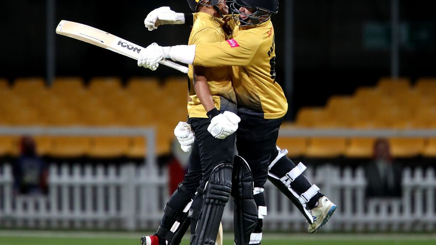 Vitality Blast | Leicestershire beat Yorkshire in thriller while Clarke hits rapid fifty
