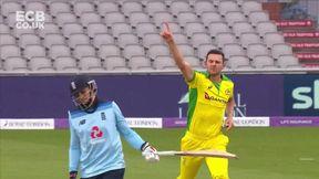 Joe Root Wicket c Alex Carey b Josh Hazlewood