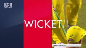 Chris Woakes Wicket c Glenn Maxwell b Adam Zampa