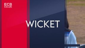 Alex Carey Wicket st Jos Buttler b Adil Rashid - England Win