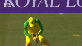 Chris Woakes Wicket c Alex Carey b Josh Hazlewood