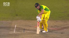 Mitchell Marsh Wicket b Jofra Archer