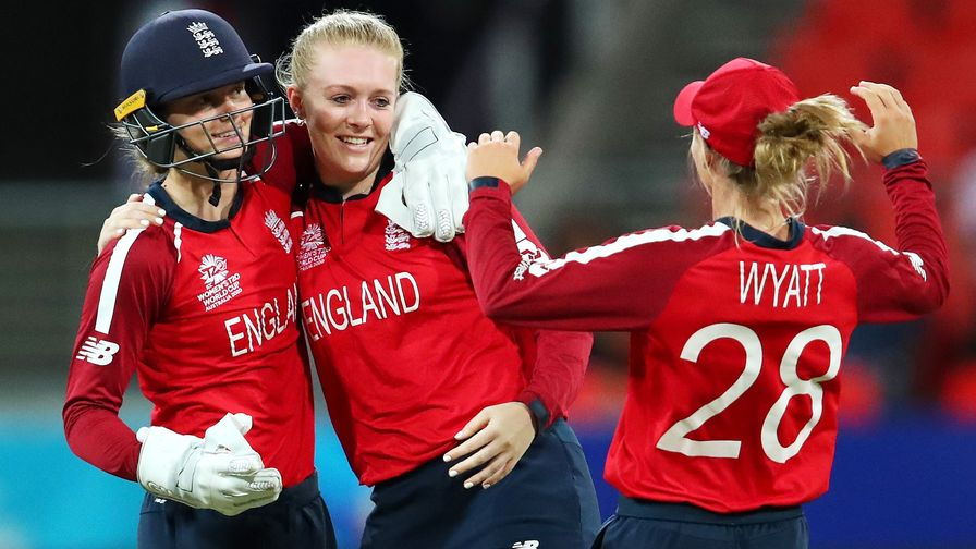 England Women confirm squad for Vitality IT20s against West Indies