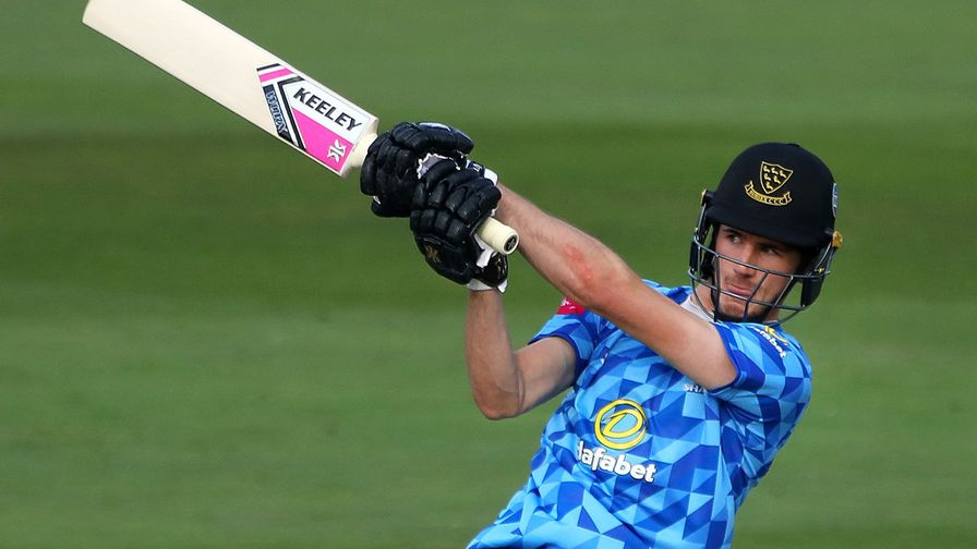 Vitality Blast | Garton drags Sharks to win; Lancs collapse to record low
