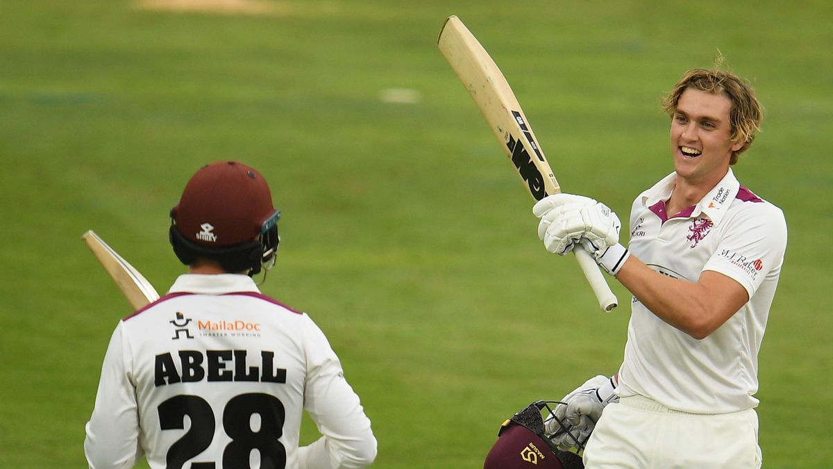 Tom Lammonby scored his first two first class centuries in successive games this season