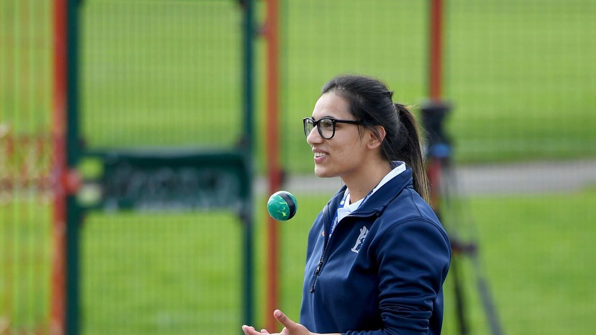 Through Bolly Cric-Hit Mina Zahoor has changed how South Asian women view the game