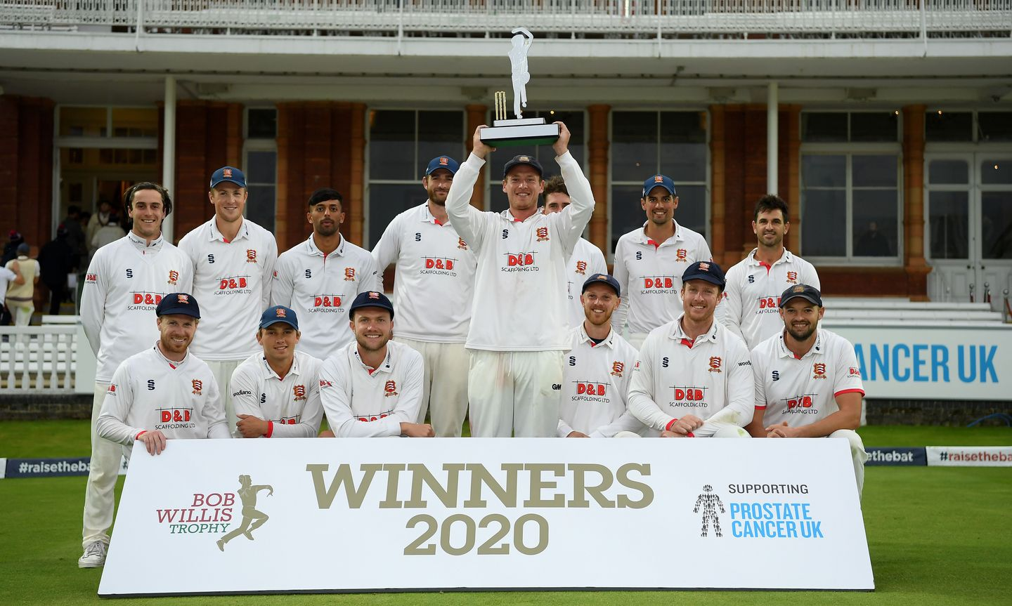 Essex are the Bob Willis Trophy champions