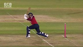 Tammy Beaumont Wicket c Chedean Nation b Shakera Selman
