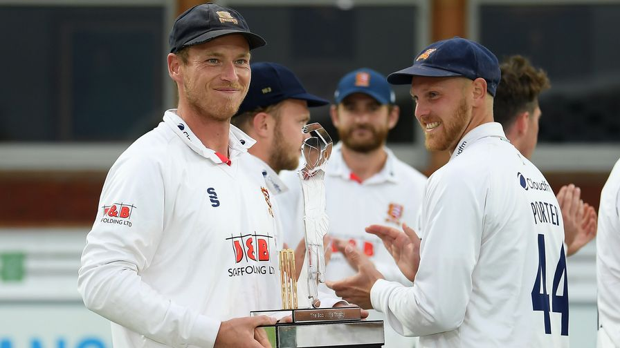 Bob Willis Trophy final: Essex are champions at Lord's