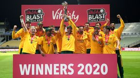 Highlights | Duckett and Christian lead Outlaws to second Vitality Blast title