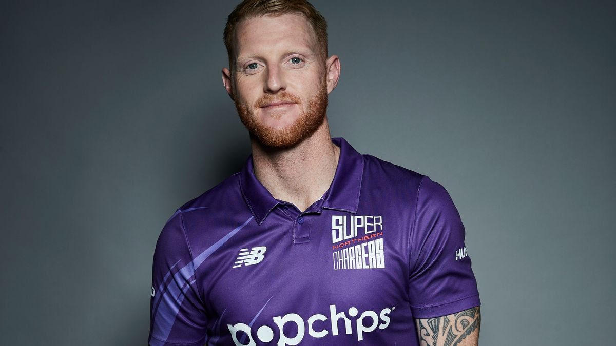 Northern Superchargers have chosen to keep hold of Ben Stokes.