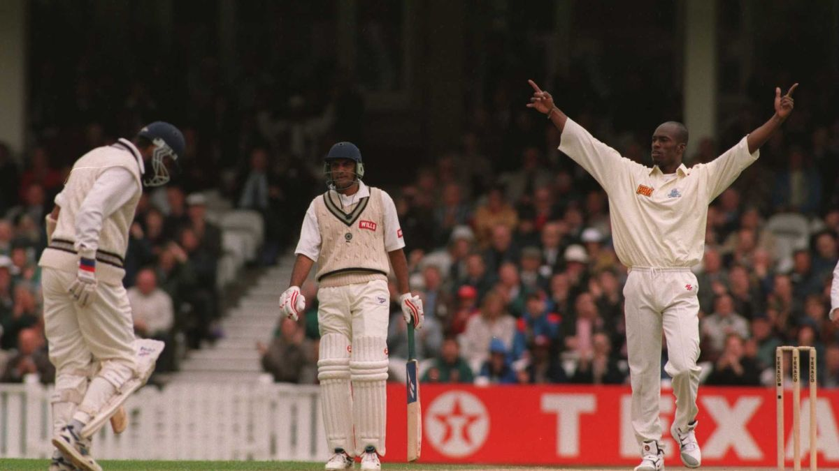Chris Lewis was a talented all-rounder but his career is most remembered for less positive moments