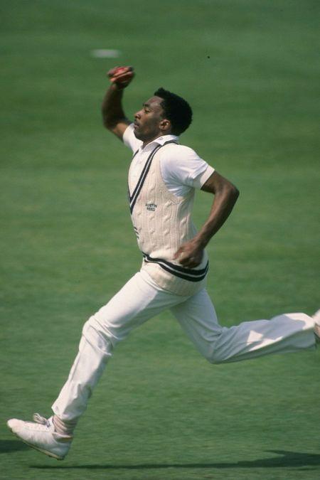 Neil Williams dismissed Sachin Tendulkar in his only Test for England